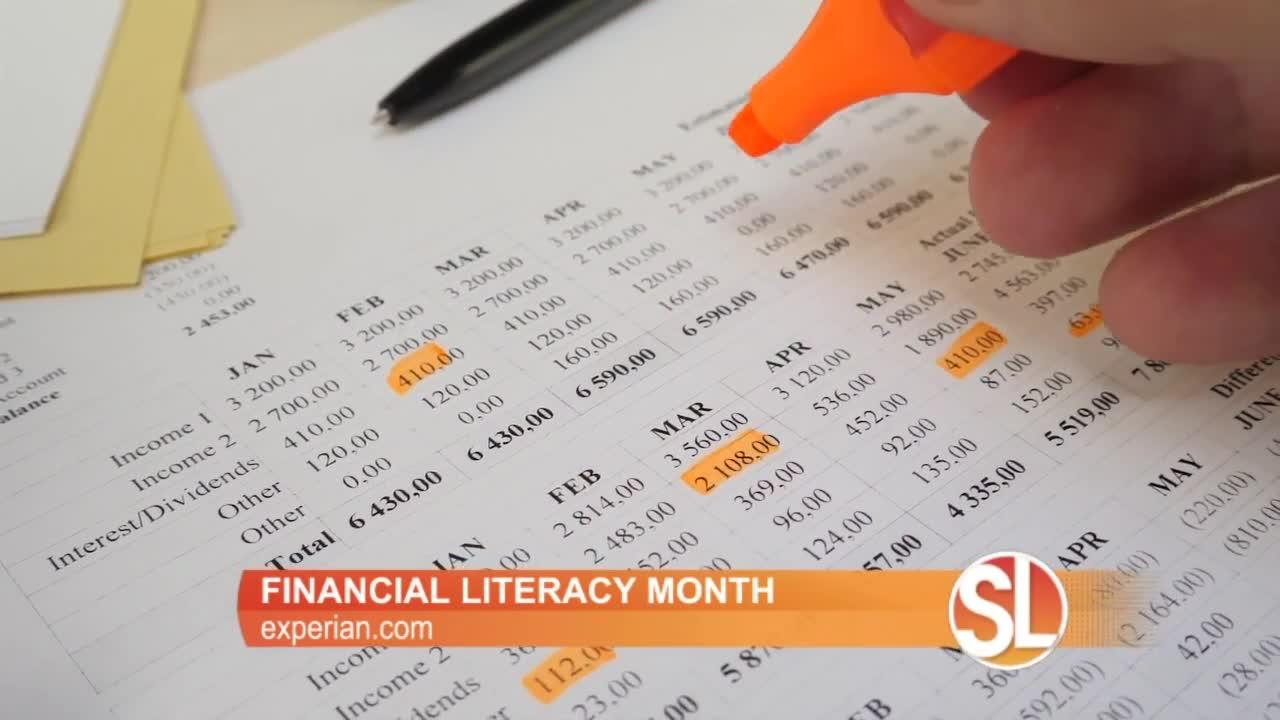 Experian: Tips for financial literacy month