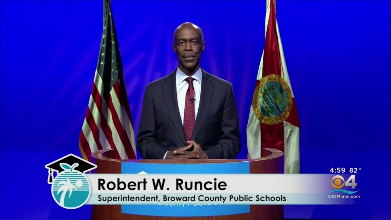 Broward School Board Discusses Superintendent Robert Runcie's Future At Workshop