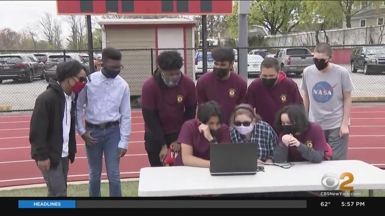 Freeport High School Students Participating In NASA CubeSat Challenge