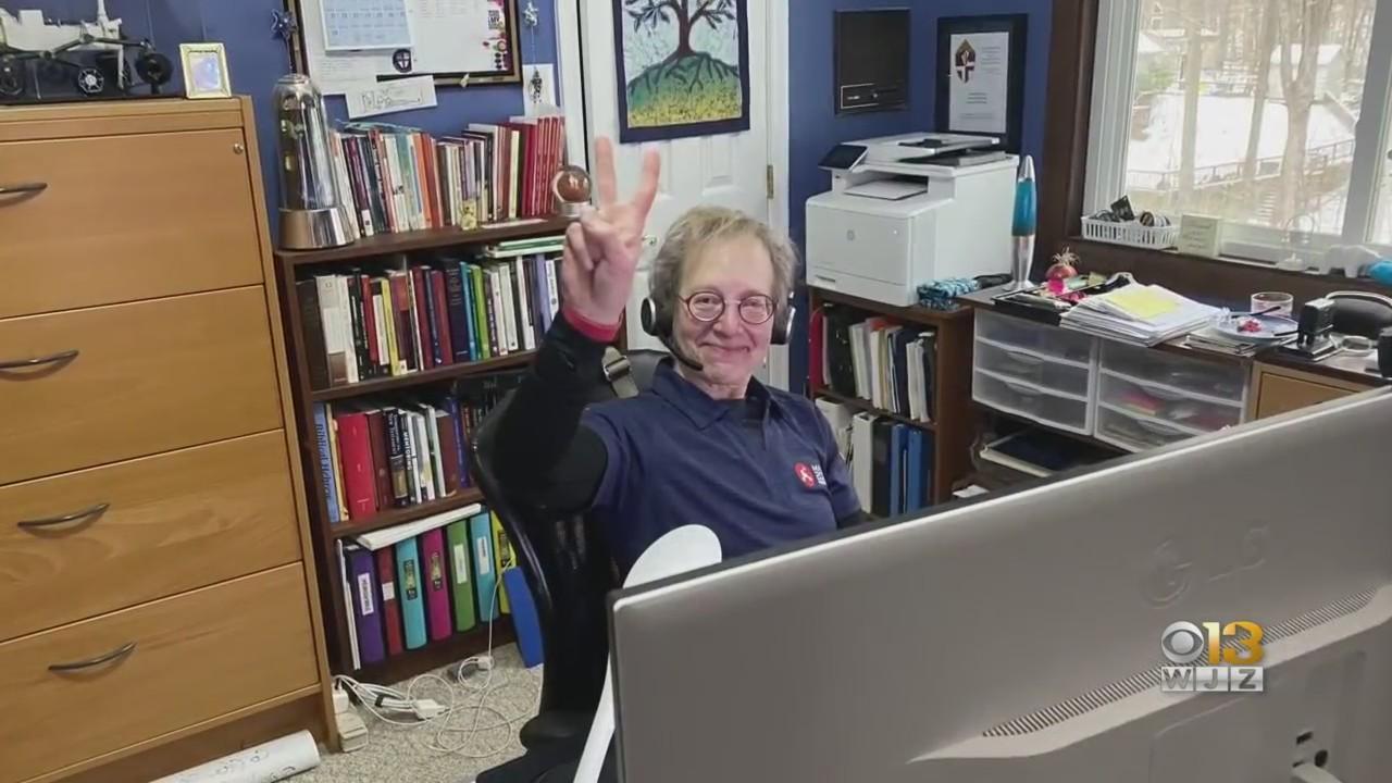 Meet Rev. Pamela Conrad, Who Brings Worlds Of Science, Religion Together At Glen Burnie Church