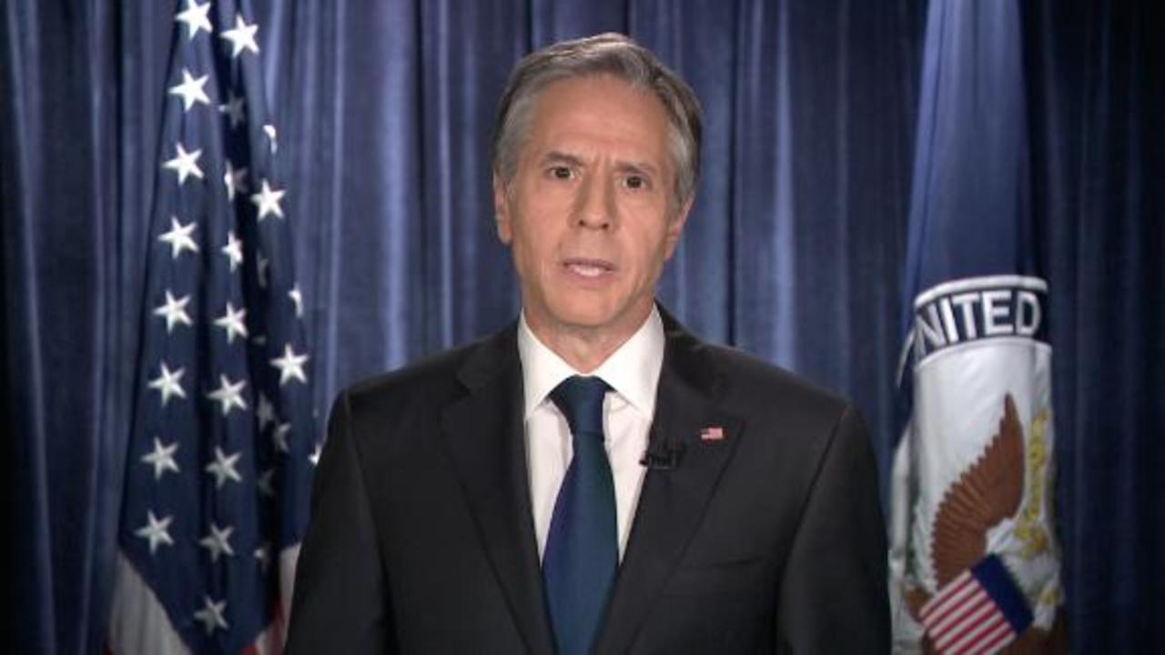Blinken responds to fears over plans to withdraw from Afghanistan