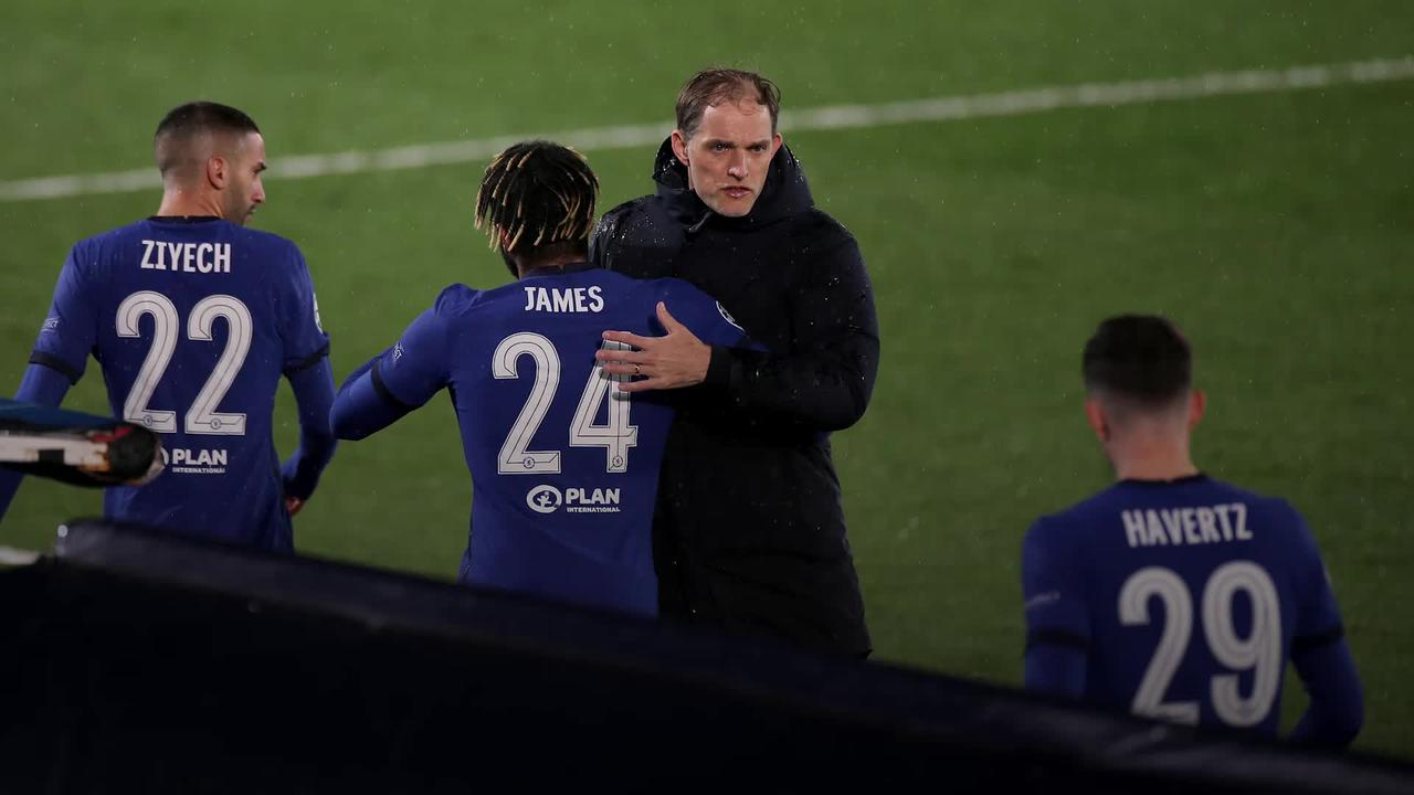 Thomas Tuchel rues lack of composure and precision after Chelsea draw in Madrid