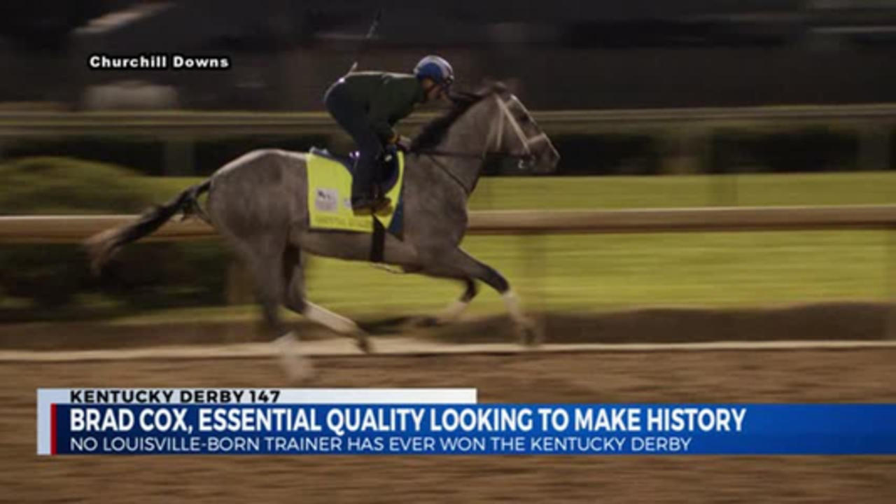 147th Kentucky Derby Preview: Essential Quality