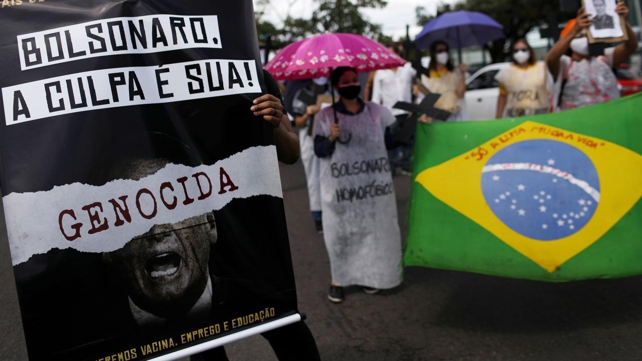 Brazilian Senate opens inquiry into Bolsonaro's COVID handling
