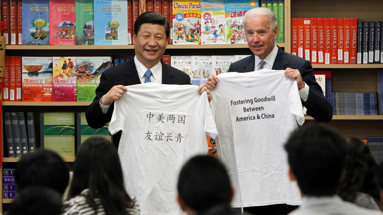 US-China relations: Tension remains under Biden administration