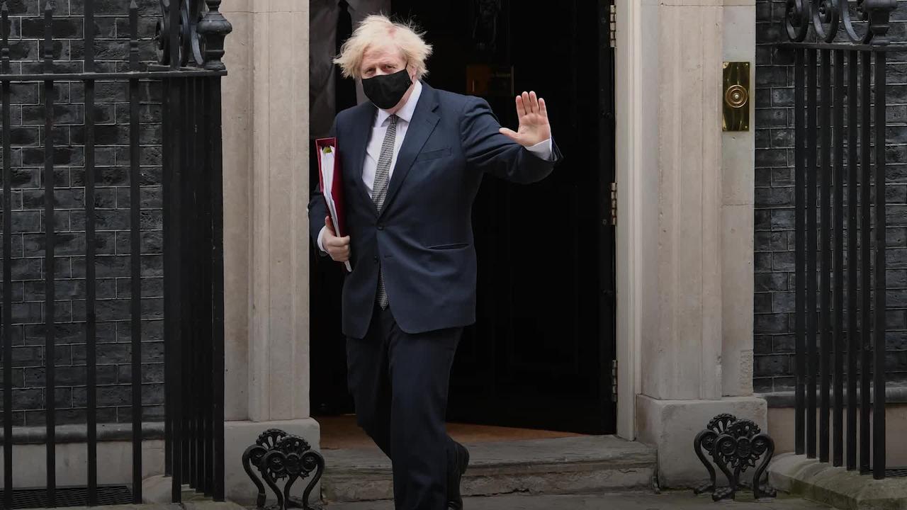 Watchdog launches formal investigation into Boris Johnson's flat refurbishment
