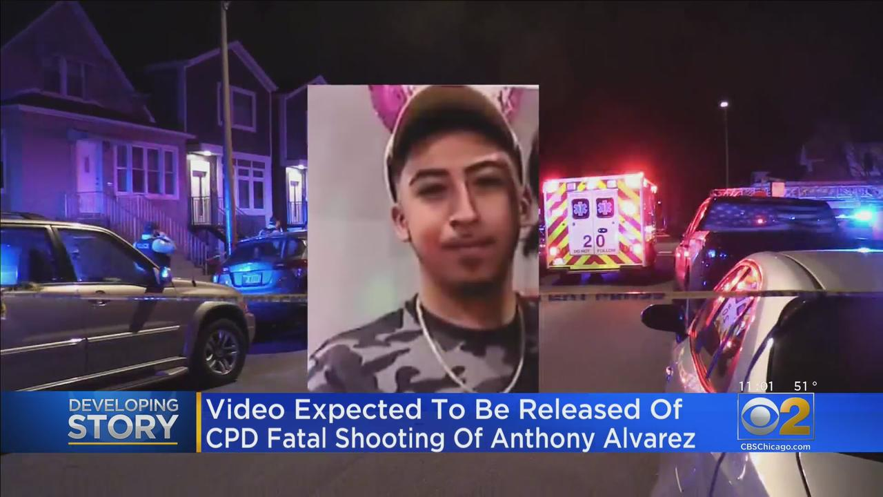 Mayor Lori Lightfoot Suggests Chase And Police Shooting Of Anthony Alvarez Stemmed From Simple Traffic Violation