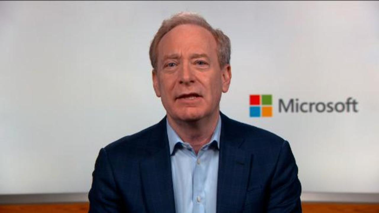 Microsoft president: Technology can help close the 'disability divide'