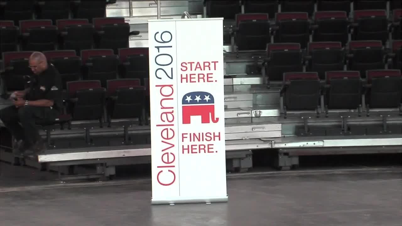 How losing the Republican National Convention bid in 2006 turned Cleveland around for the 2021 NFL Draft