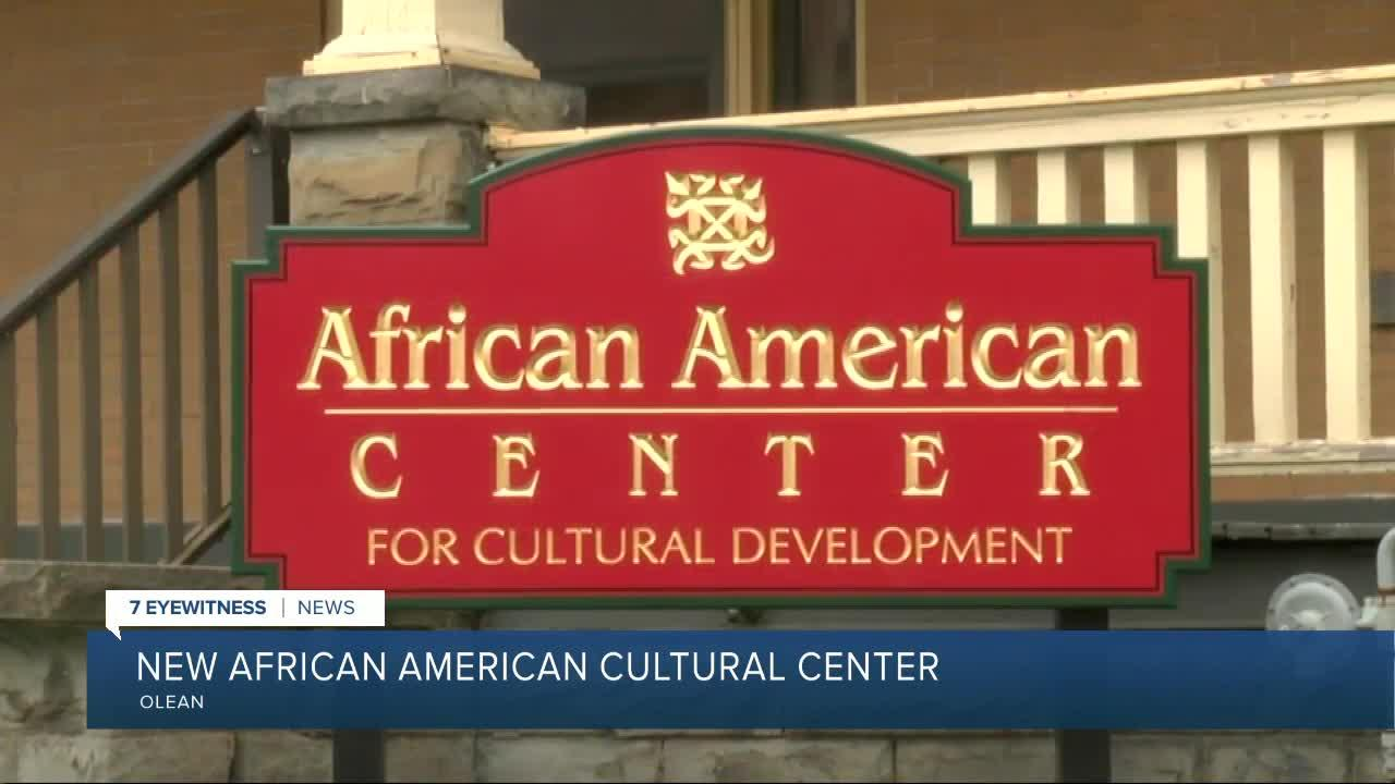 Olean woman secures new home for African American Cultural Center