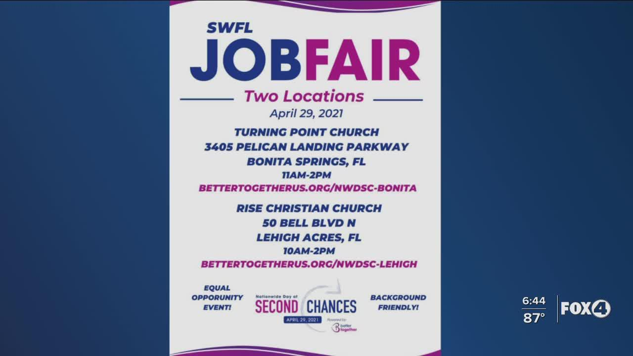 Help Wanted: Better Together to host two job fairs