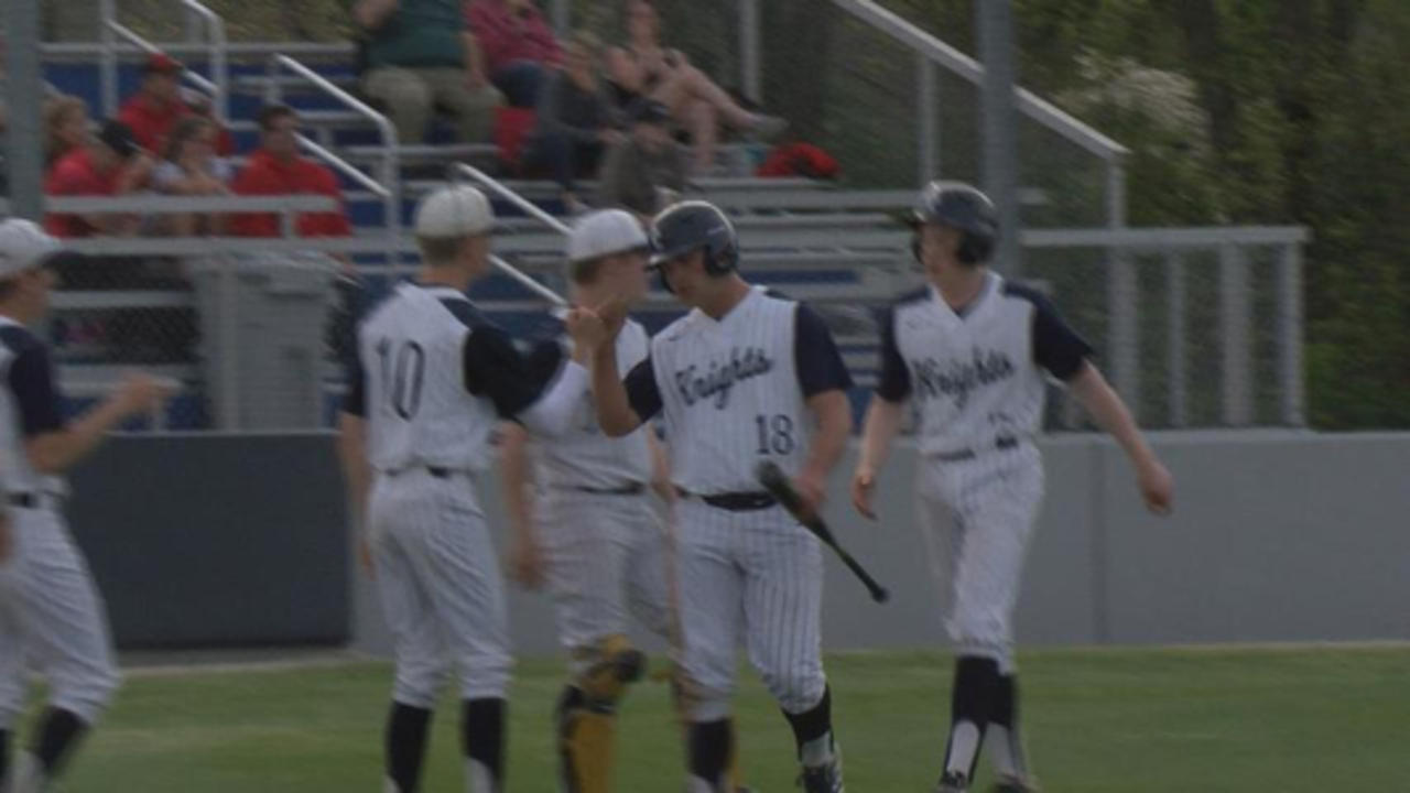 Central Catholic baseball clinches Hoosier Conference west division