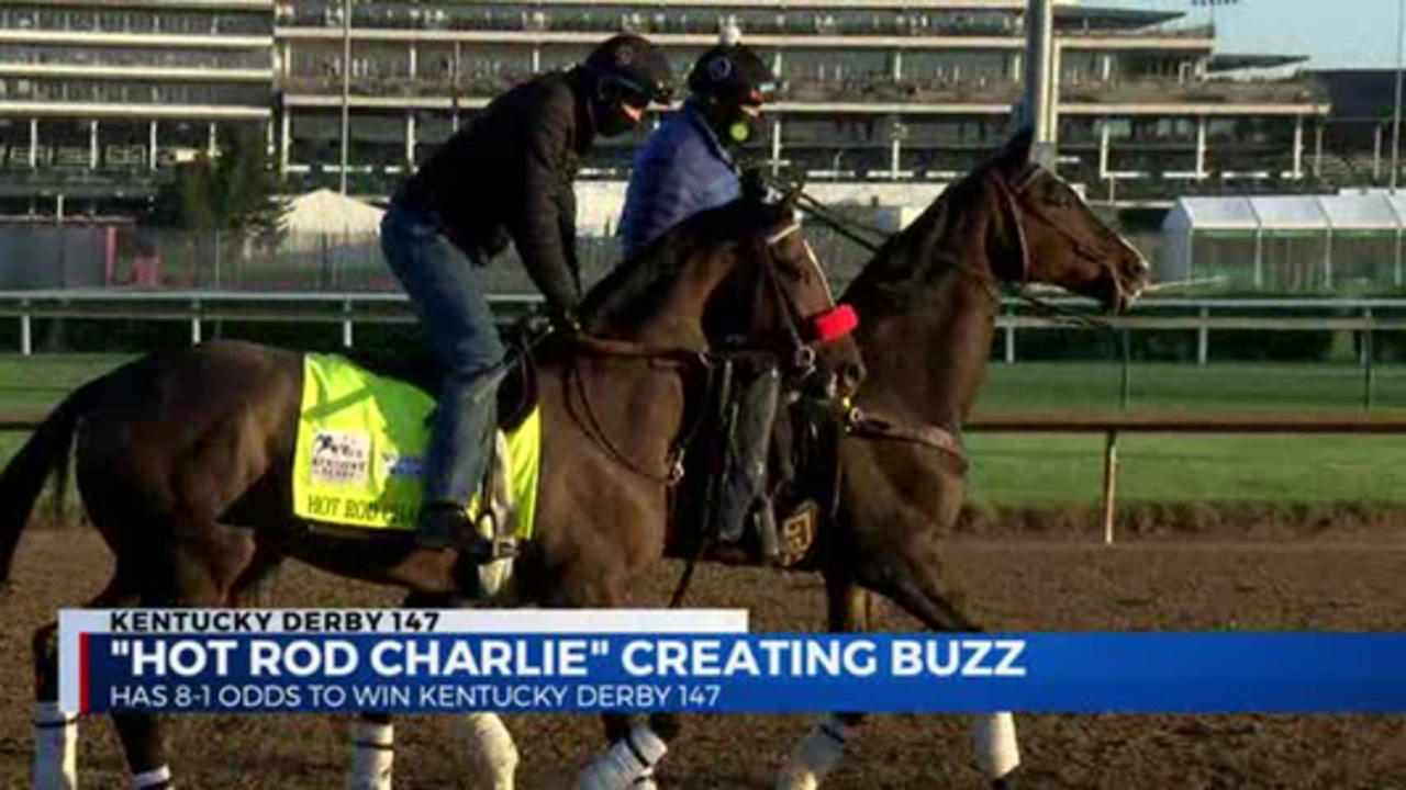 147th Kentucky Derby Horse Preview: Hot Rod Charlie