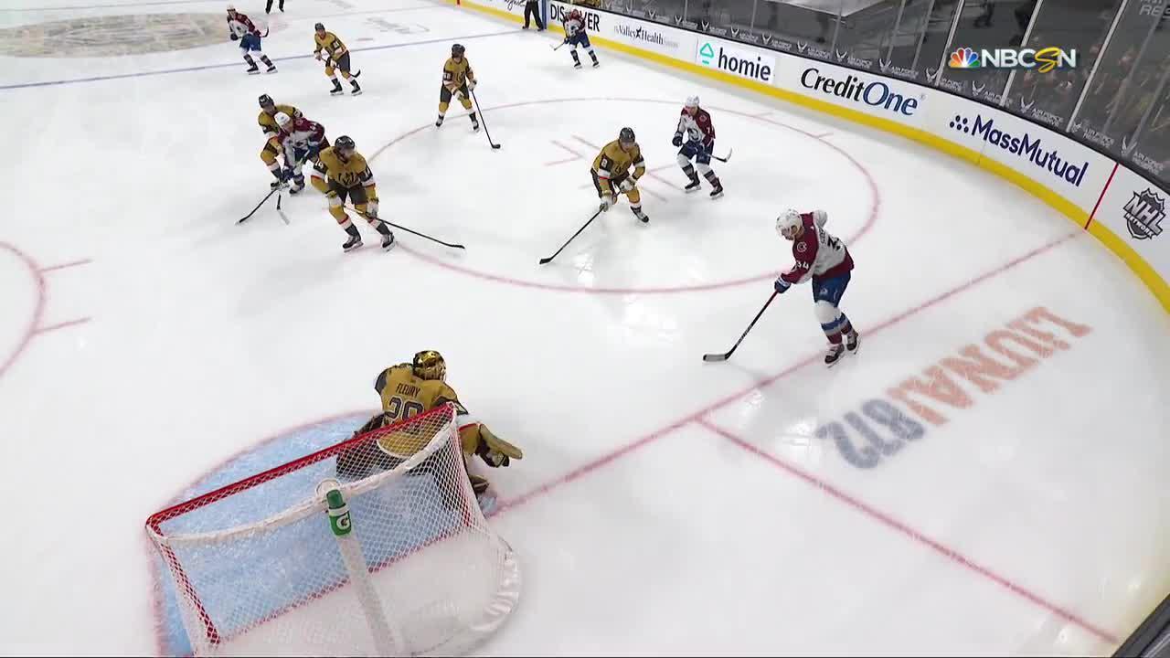 Vegas Golden Knights vs. Colorado Avalanche - Game Highlights