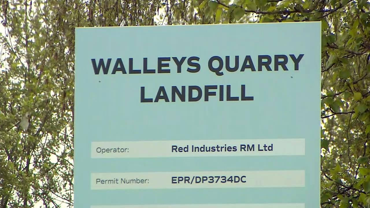 Residents call for action to 'stop the stink' from landfill