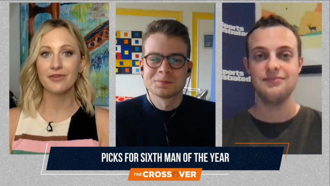 The Crossover: Who Will Win Sixth Man of the Year in 2021?