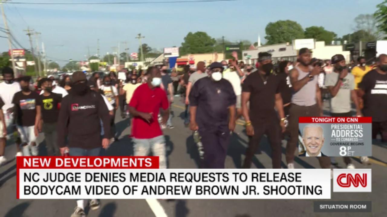 Judge blocks release of NC body cam video