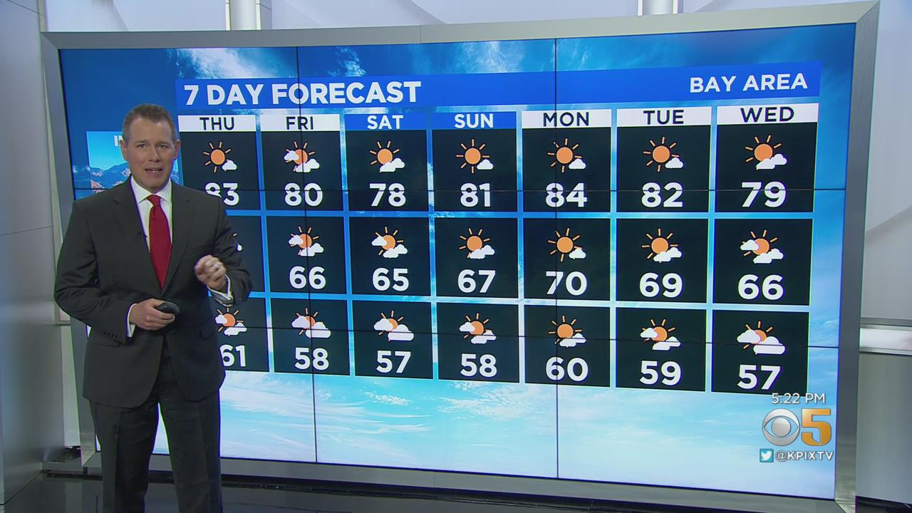 Wednesday Evening Forecast With Paul Heggen