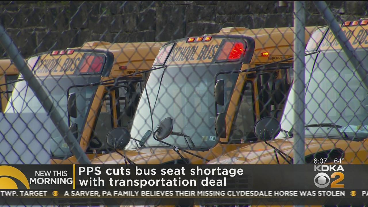 Pittsburgh Public Schools Reach Transportation Deal
