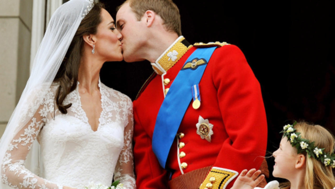 The Duke and Duchess of Cambridge Celebrate a Royal Decade of Love