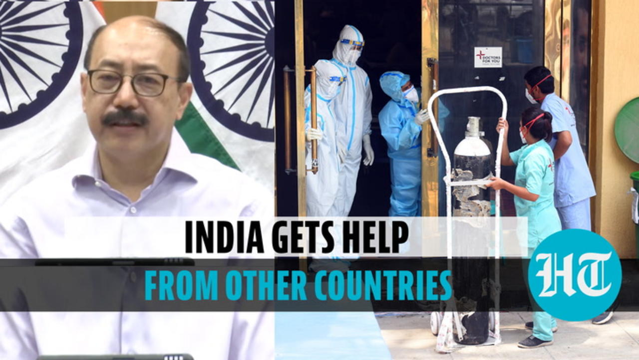 'Over 40 countries to supply oxygen equipment, medicines to India': MEA