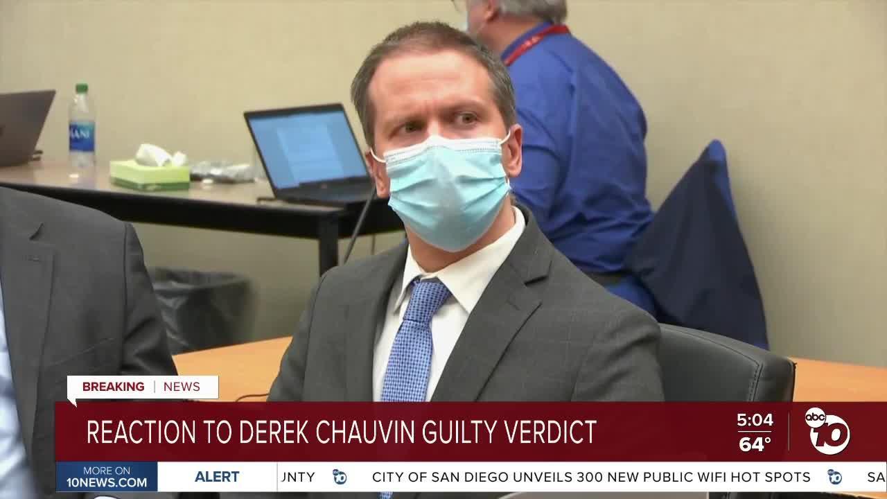 Attorney breaks down verdict in Chauvin trial