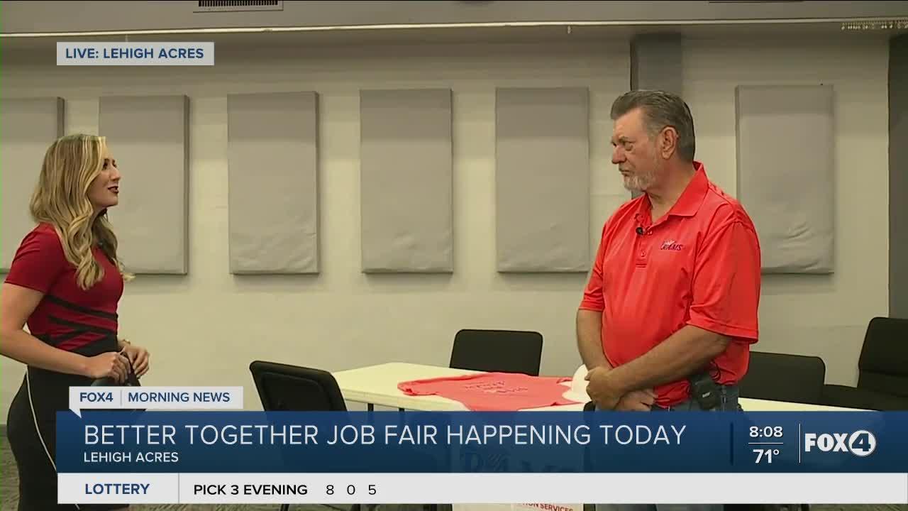 Rise Christian Church hosted a job fair on Second Chances Day