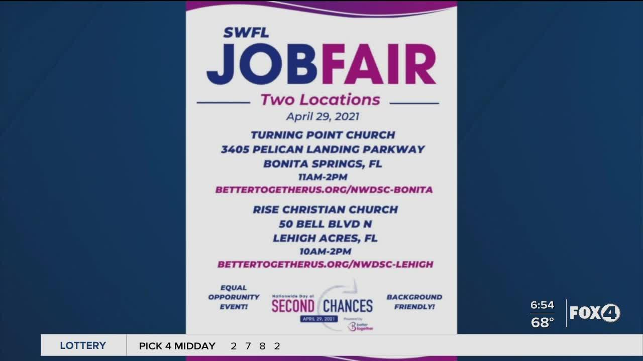 Better Together Job Fair at Turning Point Church