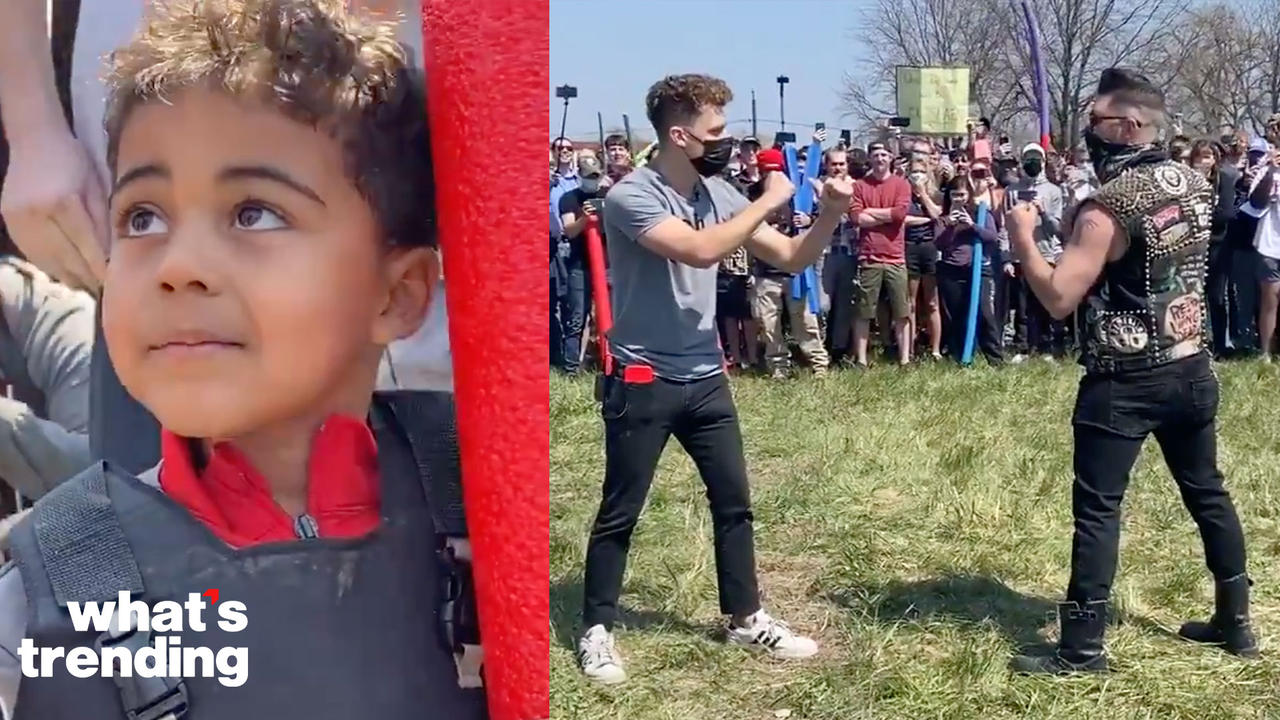 Hundreds Gather In Battle For Their Name At Inaugural Josh Fight