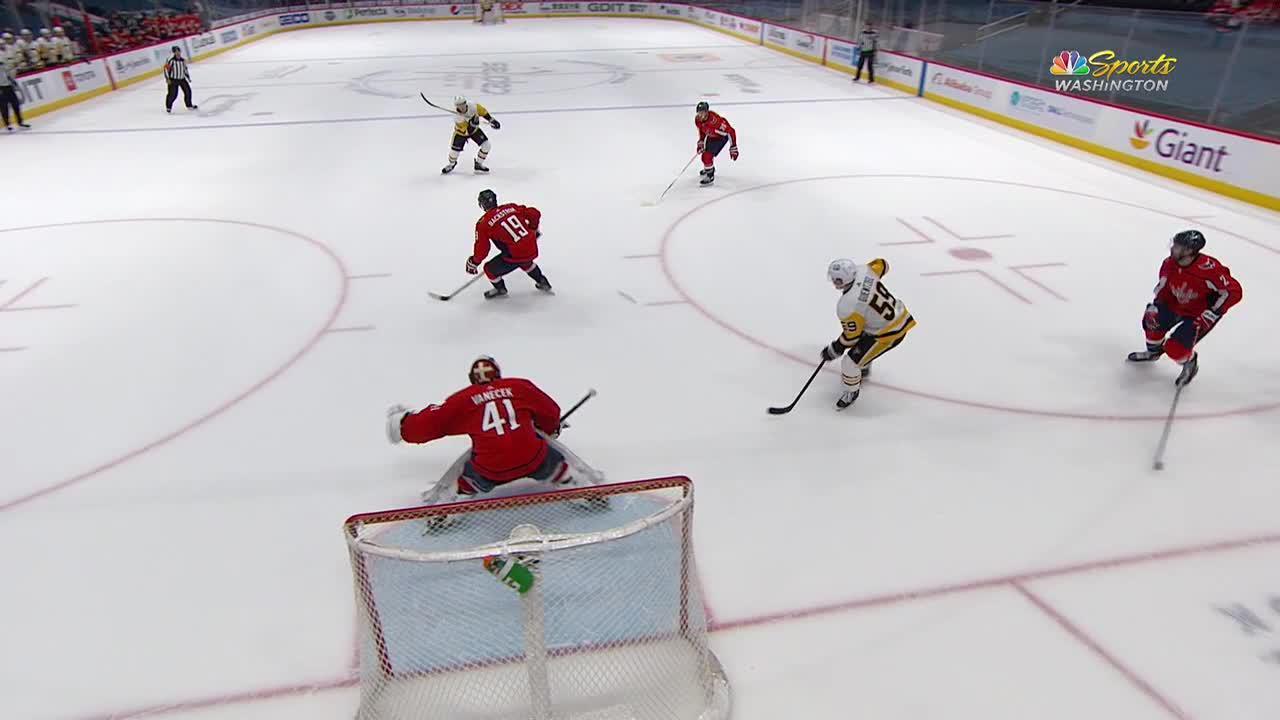 Washington Capitals vs. Pittsburgh Penguins - Game Highlights