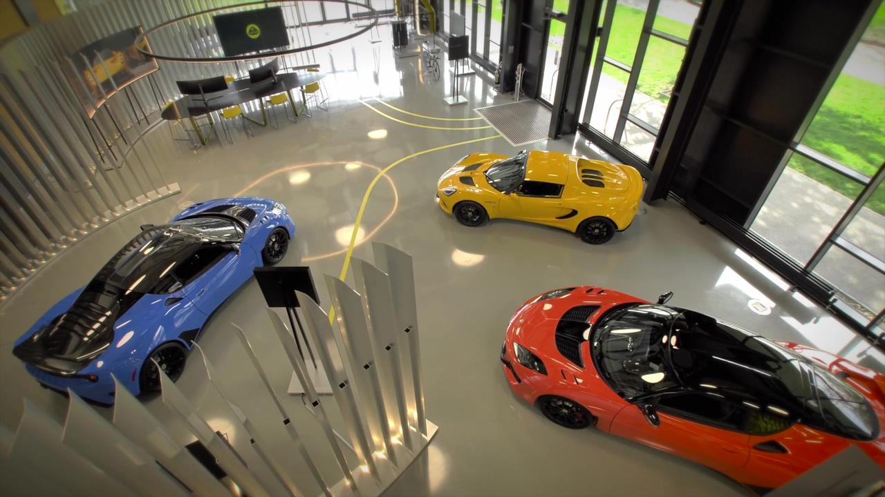 DRIVING TOMORROW - Lotus embraces omni-channel retail strategy