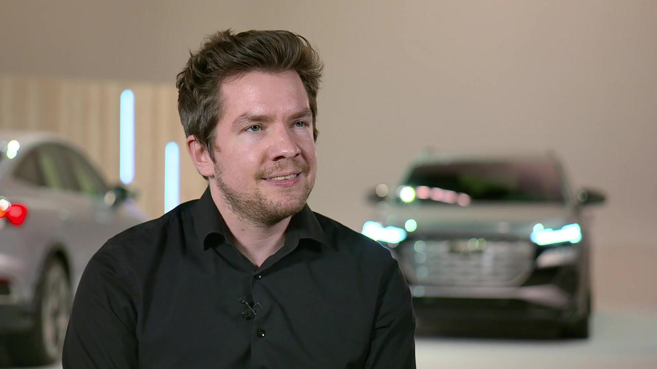 Expert interviews Audi Q4 e-tron - Pirmin Reimeir, Product line Q4 e-tron