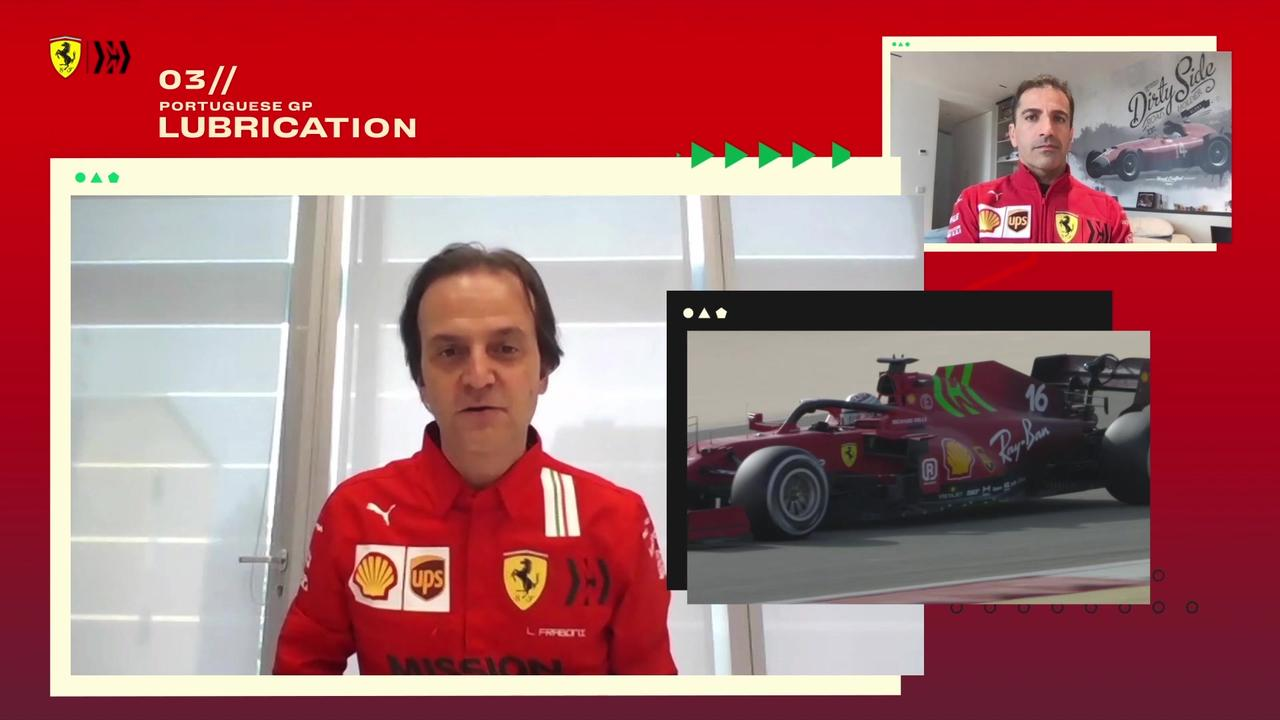 F1 Ferrari Portuguese Grand Prix - Track Guide 2021