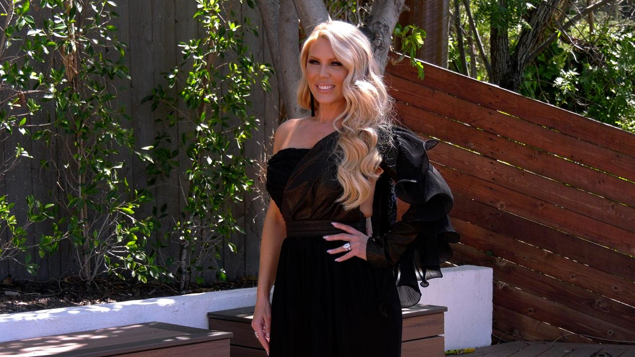 Gretchen Rossi Wears Jonathan Marc Stein's AW21 Collection Outfit Two