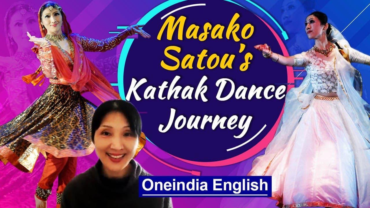 World Dance Day   Japanese Kathak dancer Masako Satou   Indian dance across borders