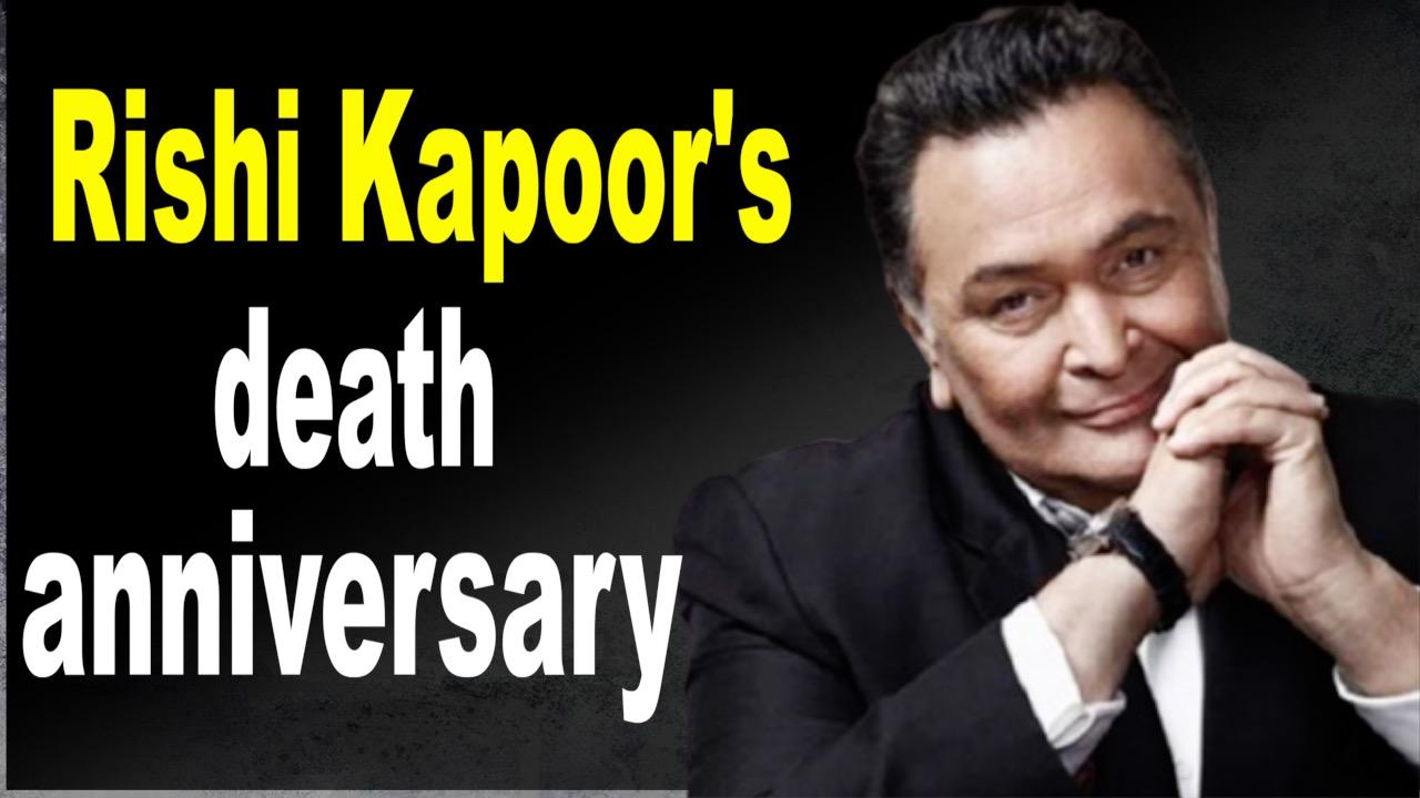 Neetu Kapoor, daughter Riddhima pen emotional note for Rishi Kapoor on his death anniversary