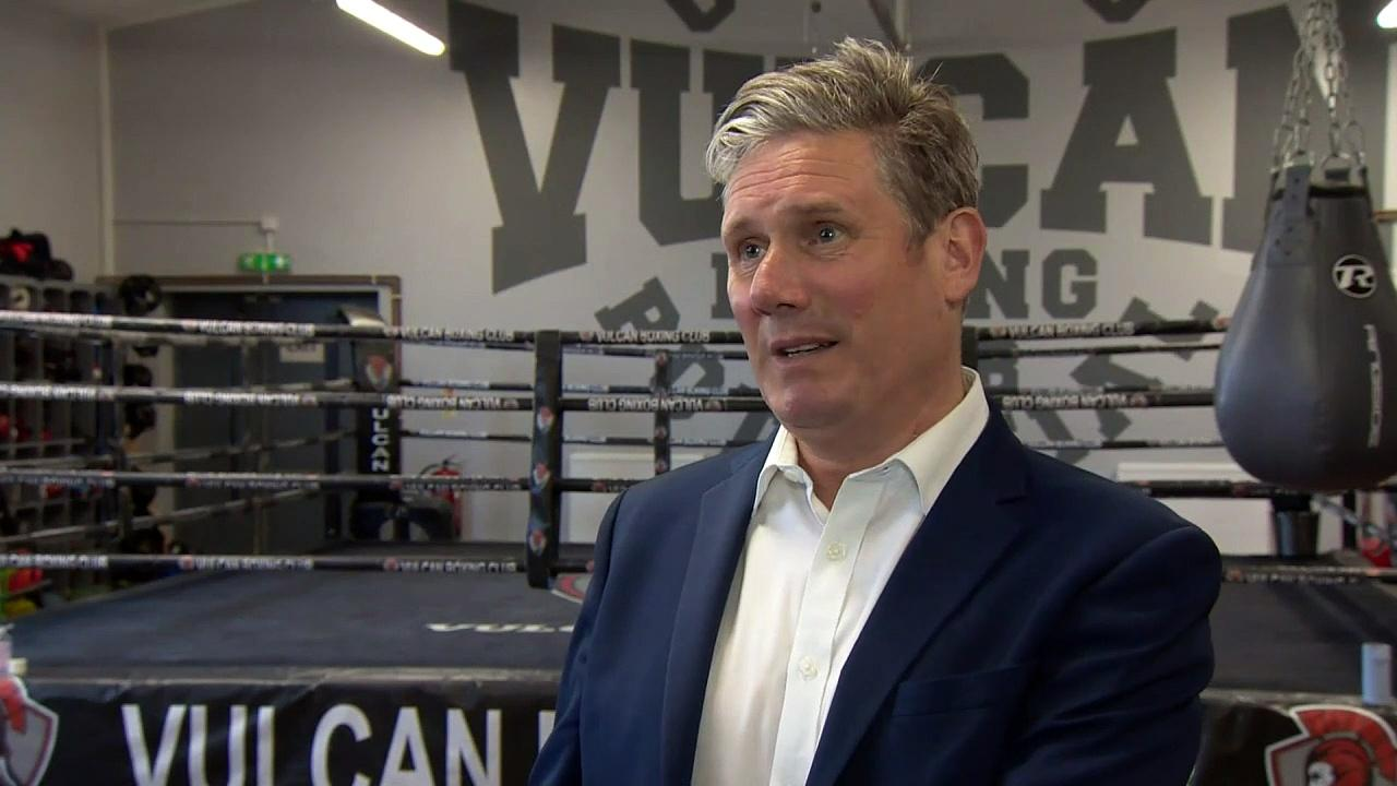 Starmer on PM's phone number: 'It's a serious situation'