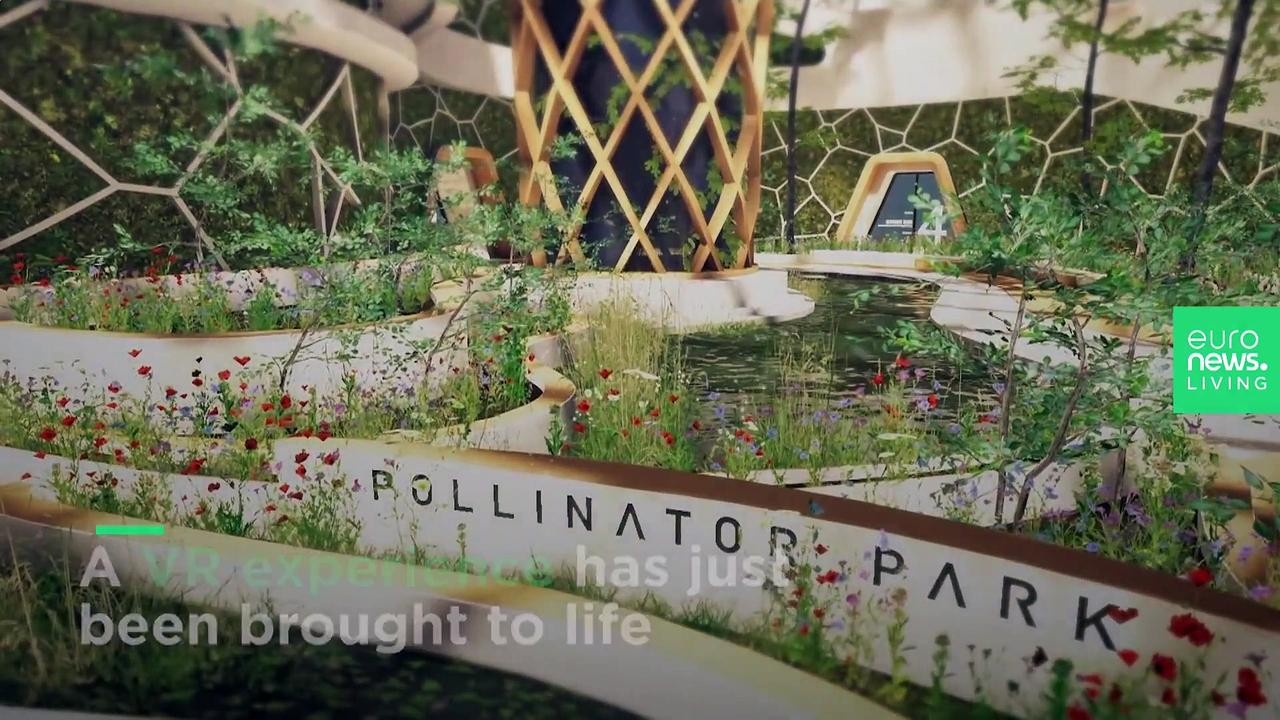 This VR experience imagines a future without vital pollinators