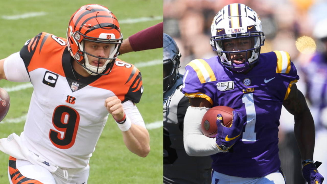 Which Quarterback/Wide Receiver Reunion Will Be the Most Successful in the NFL?