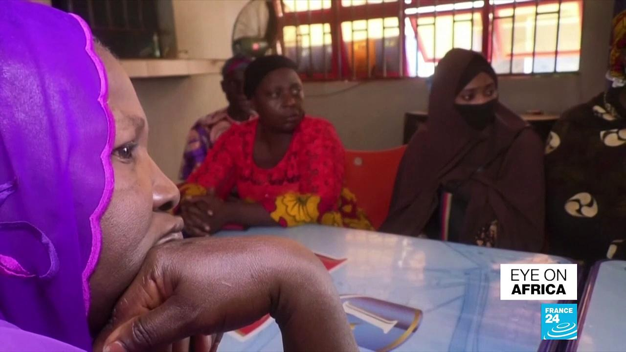 Parents of Nigeria kidnap victims plead for government help