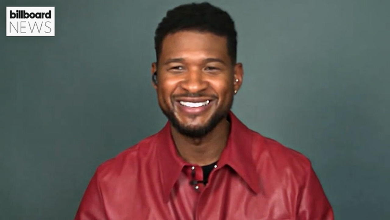 Usher Talks 'Confessions 2', Vegas Residency & Which Artists He's Watching | Billboard News