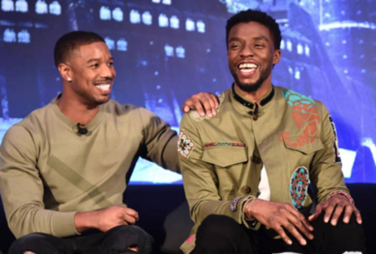 Michael B. Jordan Says There's 'No Win' That Can Take Away From Chadwick Boseman's Impact