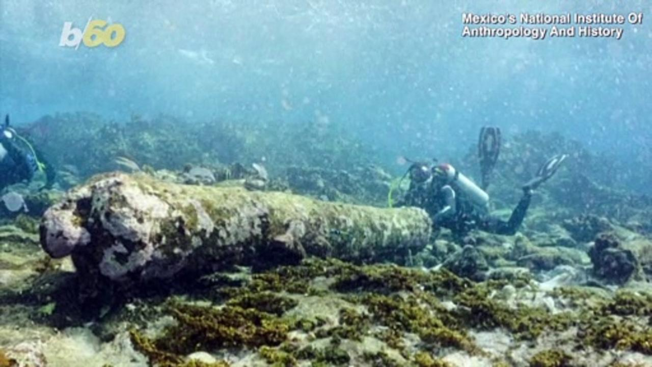 200-Year-Old Shipwreck Found by Archaeologists in Caribbean!