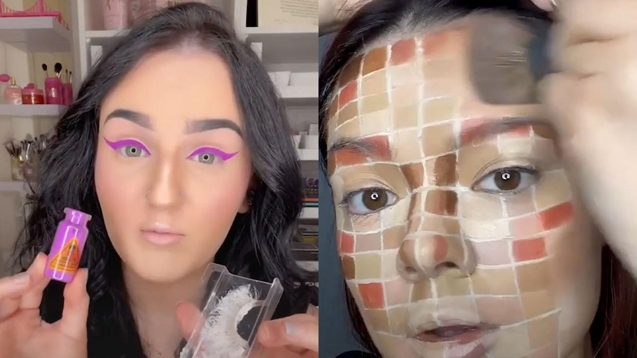 Top TikTok Makeup Trends To Try