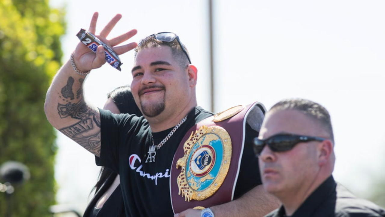 Chris Arreola is Ready for a 'Violent' Fight With Andy Ruiz