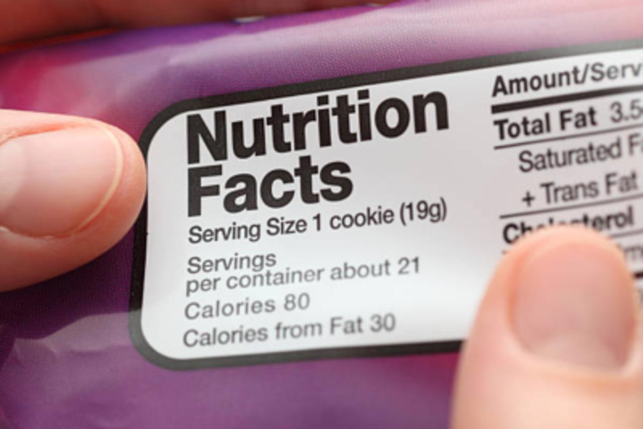 Serving Sizes of These Foods Are Way Smaller Than You Thought