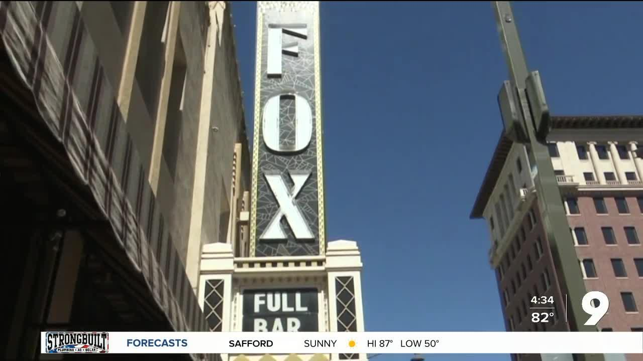 Get vaccinated at the Fox Theater