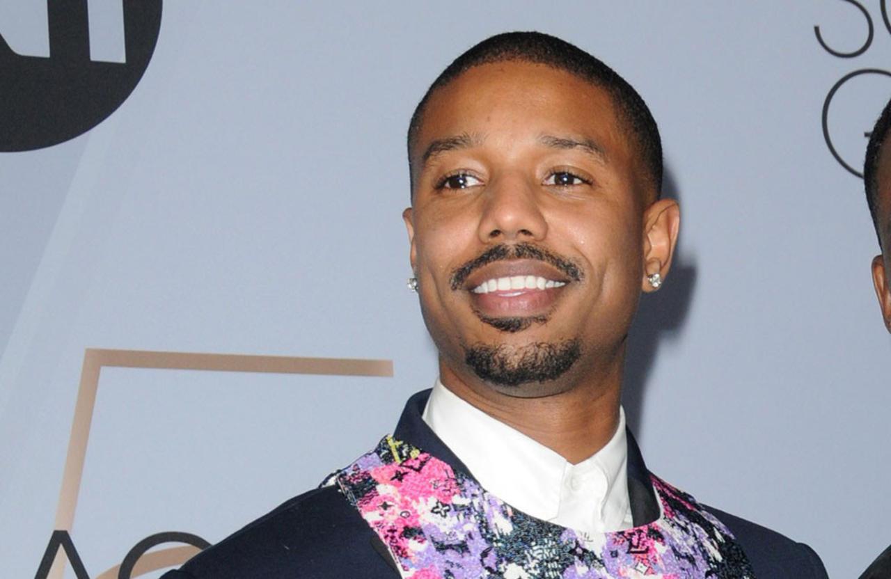 Michael B. Jordan says no award can validate Chadwick Boseman's legacy