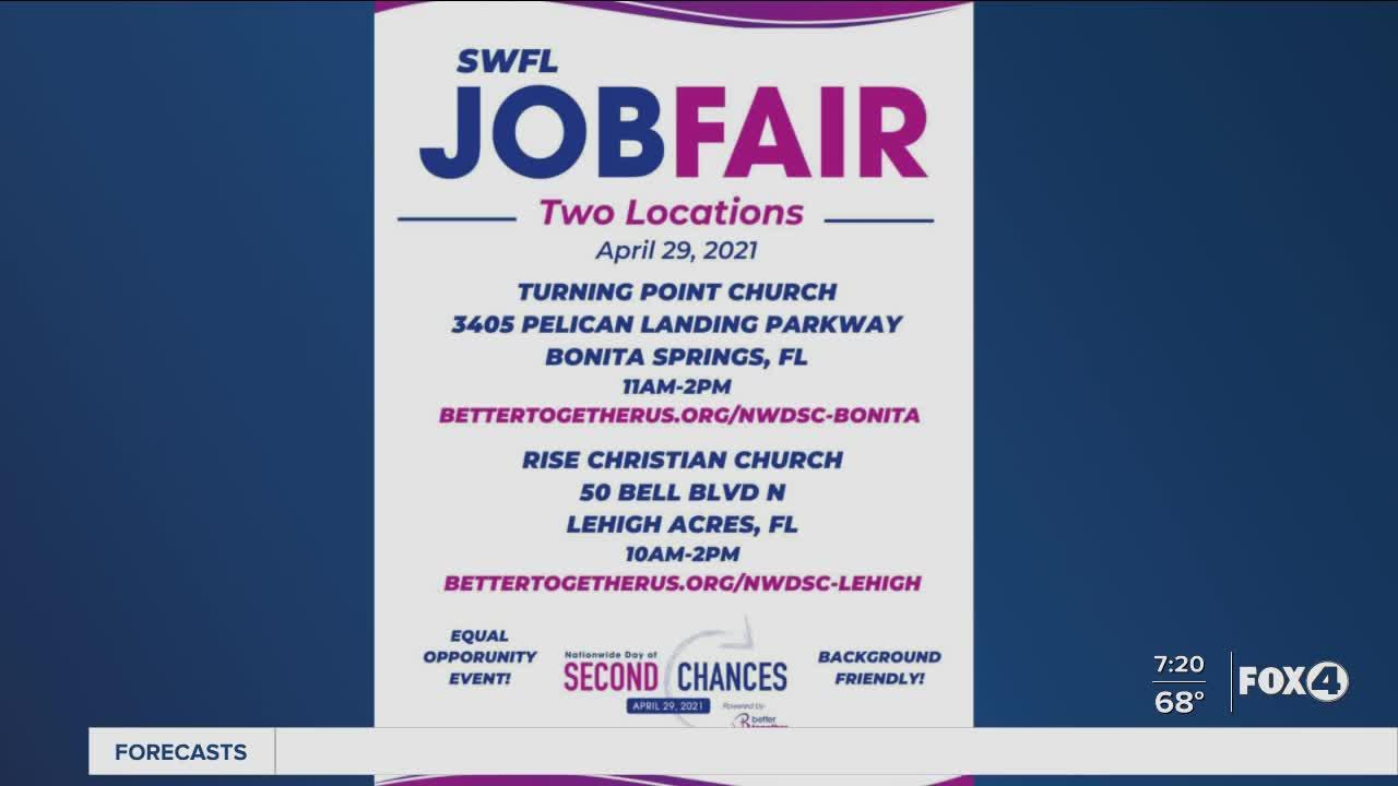Help Wanted: CEO of Better Together on 'Day of Second Chances' Job Fairs