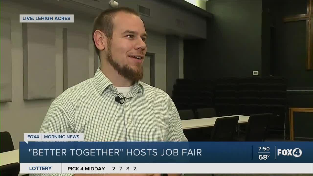 Help Wanted: Better Together holds job fair with Rise Christian Church
